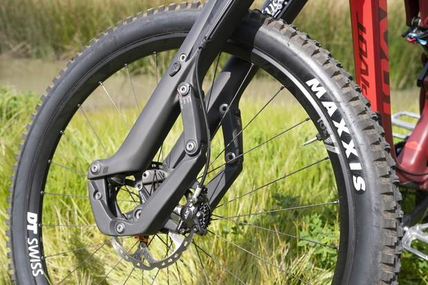 Trust Message suspension fork first look | details, prices, images - BikeRadar